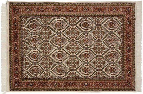 5×8 Yezd Ivory Oriental Rug 033498