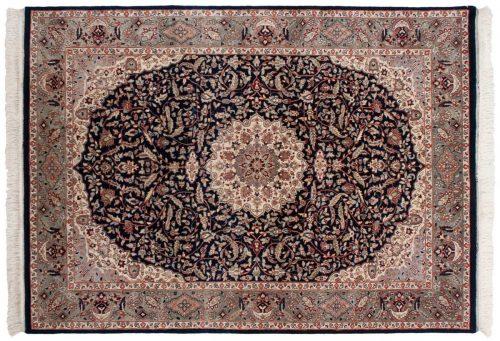 6×8 Kashan Blue Oriental Rug 034341