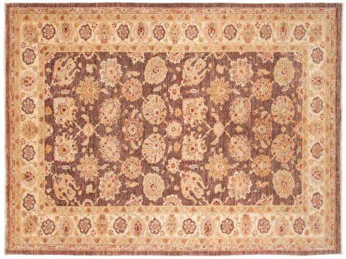 6×8 Chobi Brown Oriental Rug 041555