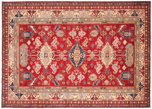 6×8 Kazak Red Oriental Rug 043073
