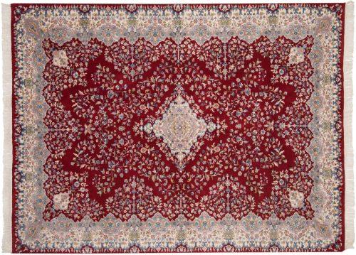6×8 Kerman Red Oriental Rug 016857