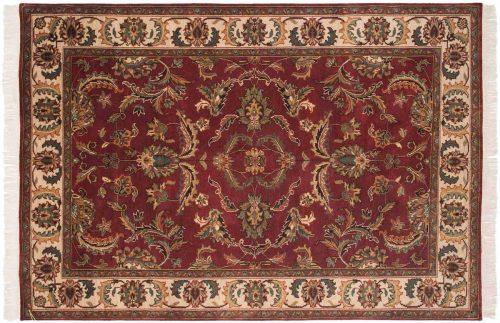 6×8 Sarouk Red Oriental Rug 032673