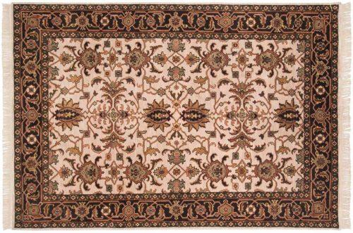 6×8 Sultanabad Ivory Oriental Rug 032678