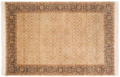 6×9 Agra Beige Oriental Rug 038591