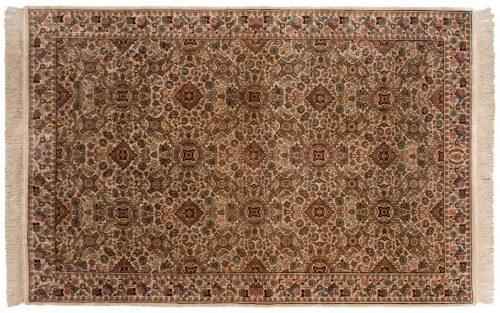 6×9 Aubusson Beige Oriental Rug 032020