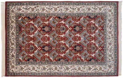 6×9 Bakshaish Red Oriental Rug 015935