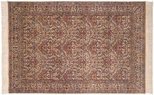 6×9 Baktiari Beige Oriental Rug 032488