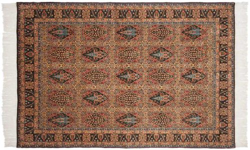 6×9 Bulgarian Multi Color Oriental Rug 046140