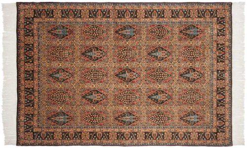 6×9 Bulgarian Multi Color Oriental Rug 046140