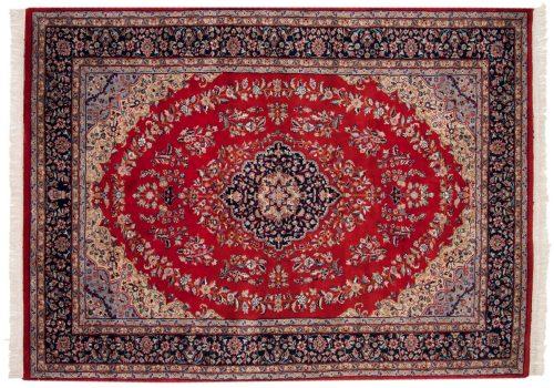 6×9 Kashan Red Oriental Rug 015511