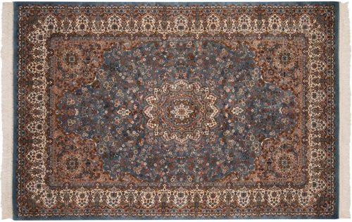 6×9 Kerman Blue Oriental Rug 026250