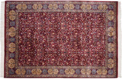 6×9 Kerman Red Oriental Rug 015633