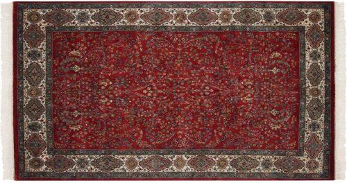 6×9 Kerman Red Oriental Rug 024532