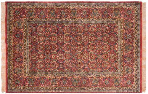6×9 Kerman Red Oriental Rug 038279