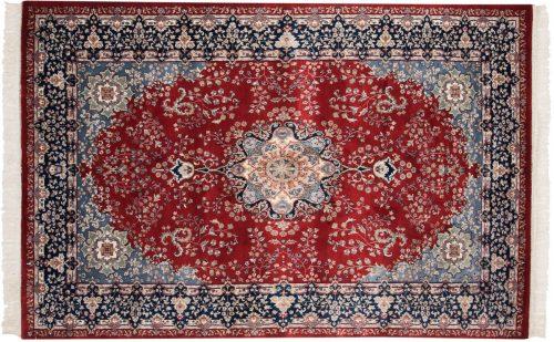 6×9 Persian Red Oriental Rug 024338
