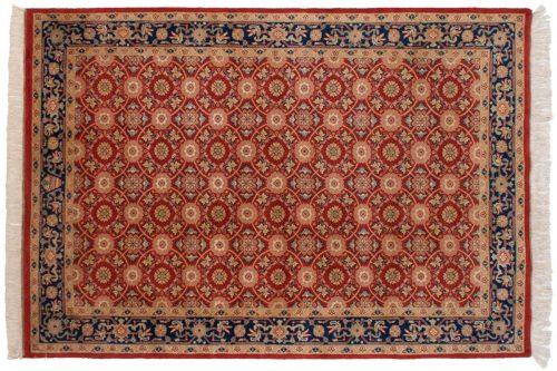 6×9 Veramin Red Oriental Rug 015367