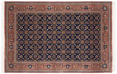 6×9 Veramin Blue Oriental Rug 038272
