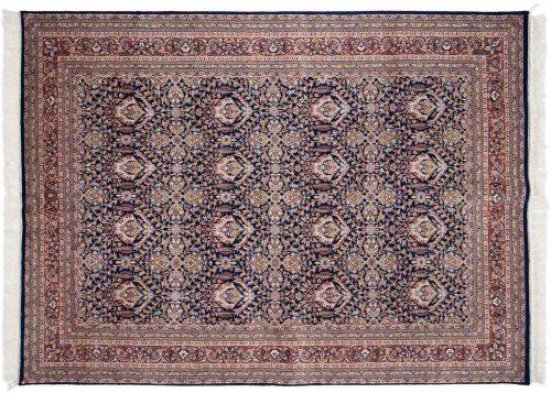 6×9 Yezd Blue Oriental Rug 034303