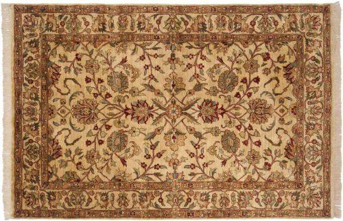 6×9 Yezd Gold Oriental Rug 031822