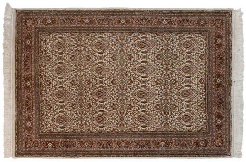 6×9 Yezd Ivory Oriental Rug 033474