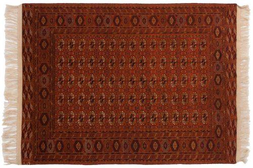 7×11 Bokhara Rust Oriental Rug 013665