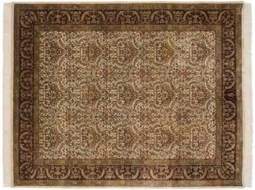 8×10 Baktiari Beige Oriental Rug 032636