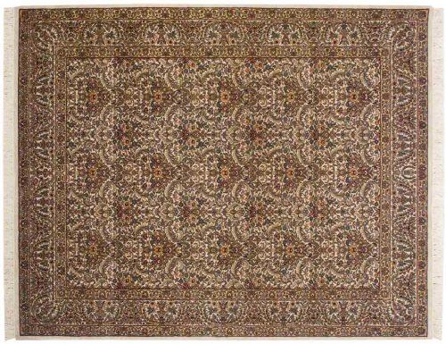 8×10 Baktiari Beige Oriental Rug 043261