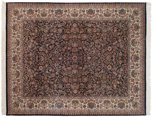8×10 Tabriz Blue Oriental Rug 025690