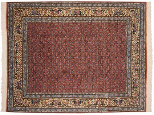 8×10 Bulgarian Rust Oriental Rug 017222