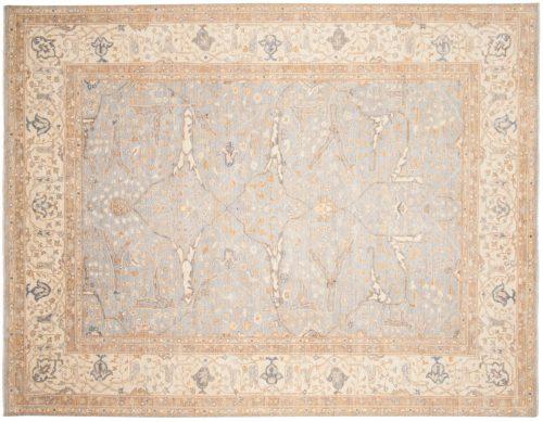 8×10 Chobi Grey Oriental Rug 049117