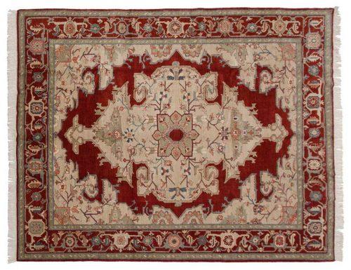 8×10 Heriz Red Oriental Rug 020556