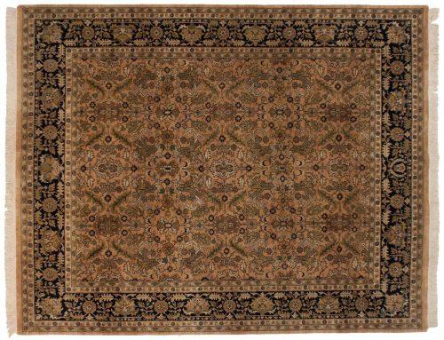 8×10 Heriz Rust Oriental Rug 038876