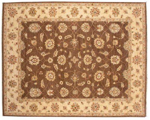 8×10 Jaipur Rust Oriental Rug 041900