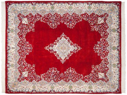 8×10 Kerman Red Oriental Rug 015264