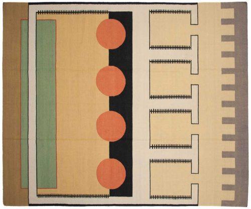 8×10 Nicholls Multi Color Oriental Rug 012981