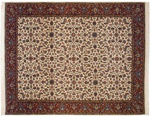 8×10 Persian Beige Oriental Rug 013722