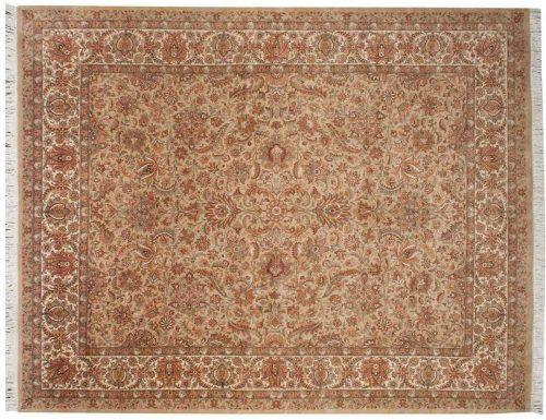8×10 Persian Beige Oriental Rug 026123