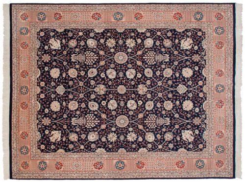 8×10 Persian Blue Oriental Rug 035670