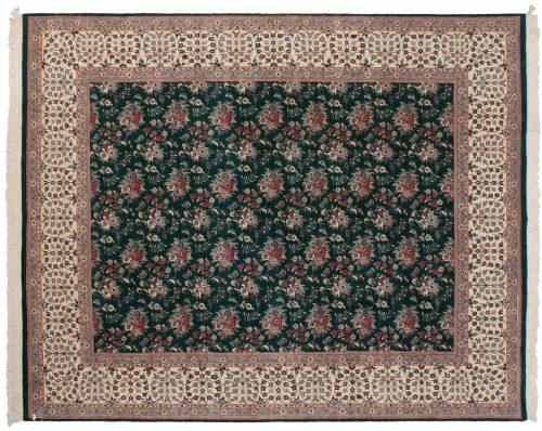 8×10 Persian Green Oriental Rug 039744