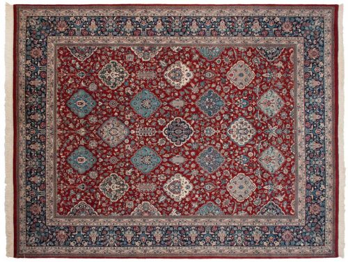 8×10 Persian Red Oriental Rug 039752