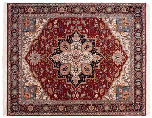 8×10 Heriz Red Oriental Rug 030158