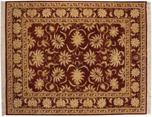 8×10 Agra Red Oriental Rug 032827
