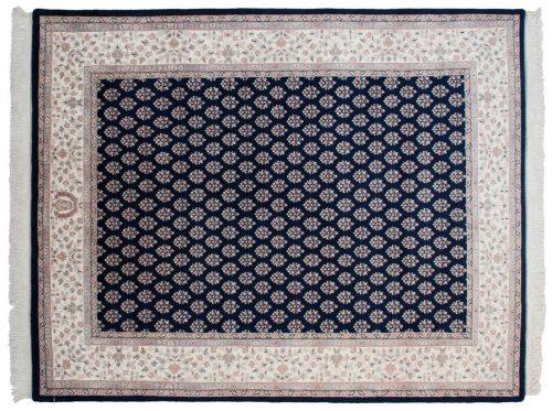 8×10 Sarouk Blue Oriental Rug 034074
