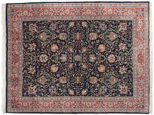 8×10 Shah Abbas Blue Oriental Rug 015324
