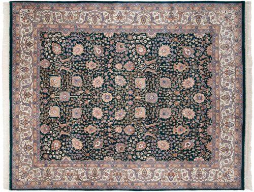 8×10 Tabriz Green Oriental Rug 016988