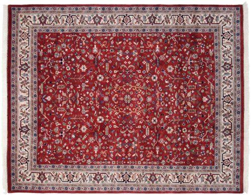 8×10 Tabriz Red Oriental Rug 016570
