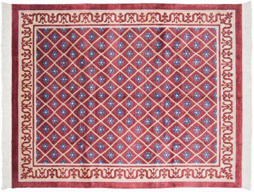 8×10 Tibetan Brown Oriental Rug 016757