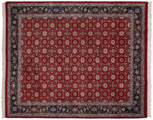 8×10 Veramin Red Oriental Rug 015408