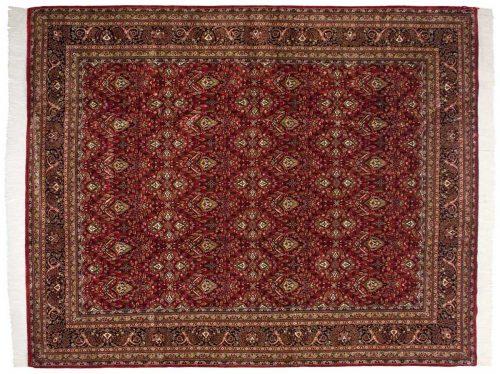 8×10 Yezd Red Oriental Rug 034492