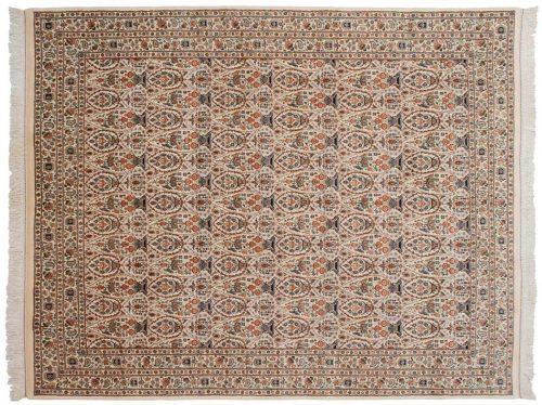 8×10 Zuli Sultan Ivory Oriental Rug 026210